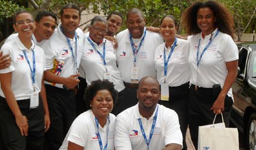 Culinary Team Haiti